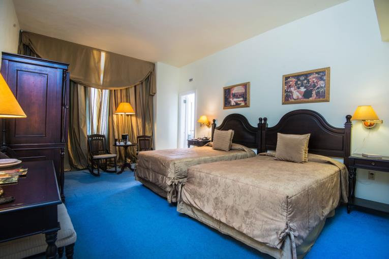 rooms and amenities
